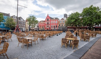 Ongeveer 60 Utrechtse horecaondernemers mogen hun terras uitbreiden