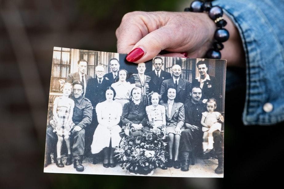 De week in quotes: 'Begin '42 hebben mijn vader en moeder acht Joodse mensen in huis opgevangen'