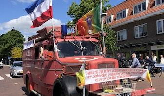 Tientallen mensen protesteren in Utrecht tegen lockdown