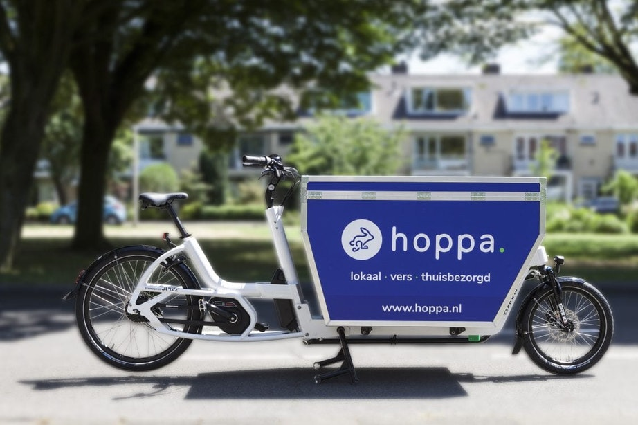 Hoppa ziet enorme groei in aantal bestellingen
