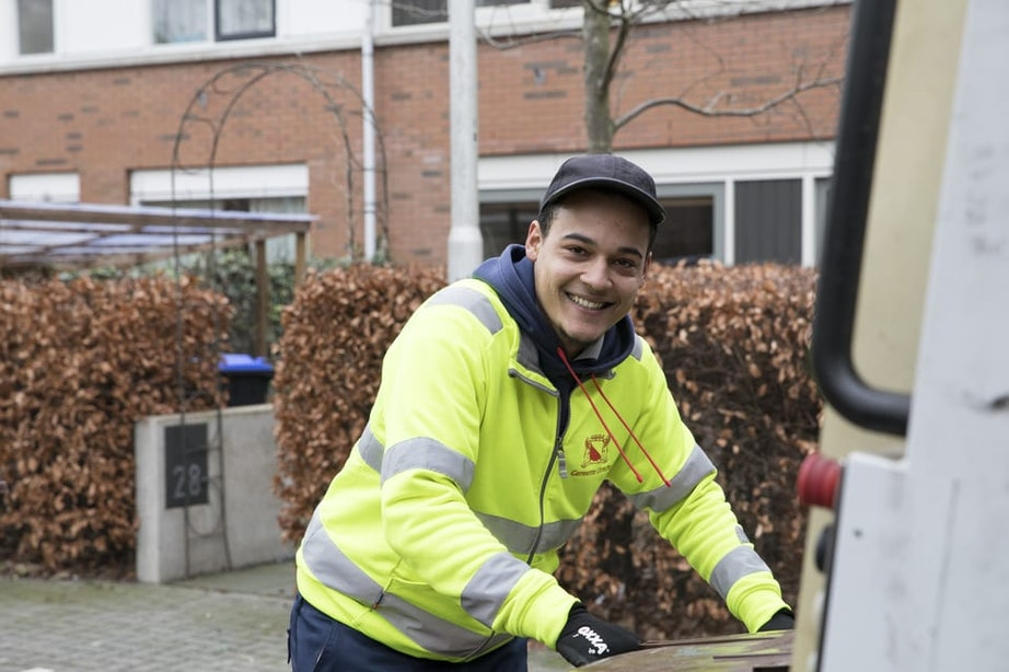 Afvalinzameling Utrecht rond Pinksteren