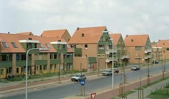 Nieuwe monumenten 1970-2000: Drager-inbouw-woningen in Lunetten