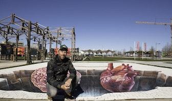 Utrecht volgens kunstenaar Leon Keer: 'Het is een mooi moment als mensen een werk echt voelen'