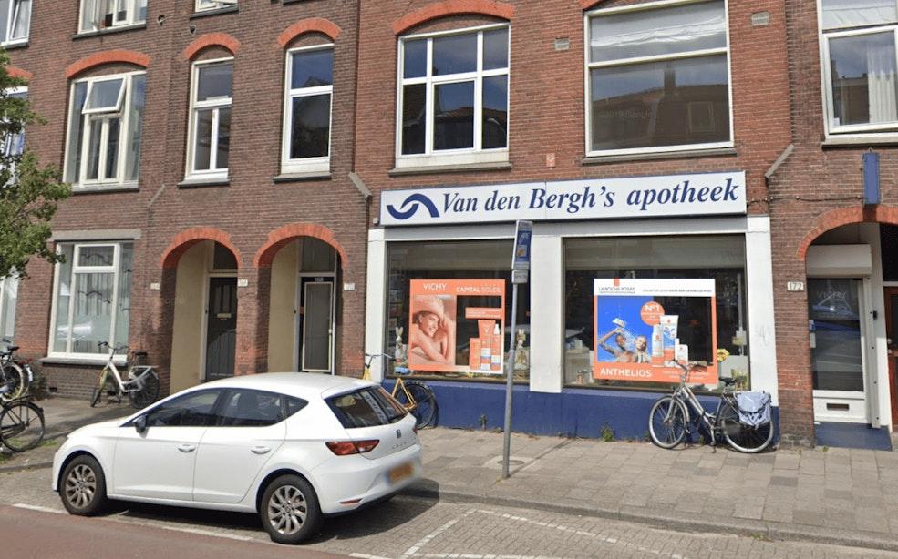 43-jarige Utrechter overvalt apotheek aan Willem van Noortstraat