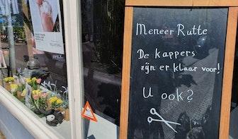 Kappers in Utrecht kunnen weer knippen: maar verloopt alles soepel straks?