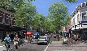 Definitief plan voor de Kanaalstraat in Utrecht bekend: eenrichtingsverkeer, 30 km/u en bredere stoepen