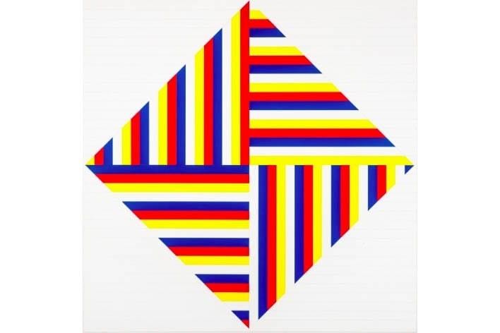 Kunstenaar Otto Hamer overleden (1938-2020)