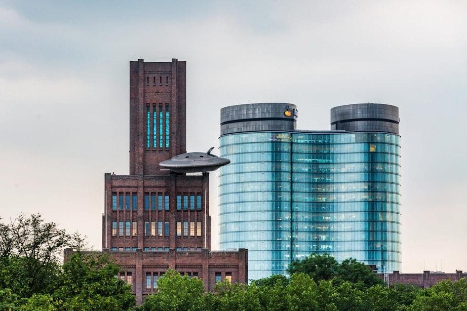 Origineel meubilair De Inktpot na tientallen jaren weer terug in Utrecht