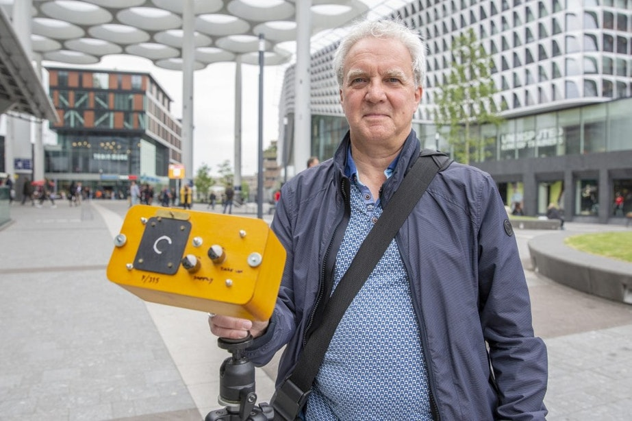 Utrecht door de ogen van een pinhole-camera