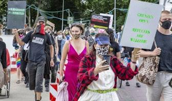 Politiek wil graag meer weten over handelswijze politie bij Utrecht Pride Demo