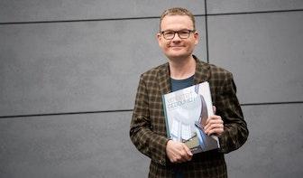 Arjan den Boer over zijn boek met 30 vergeten Utrechtse gebouwen