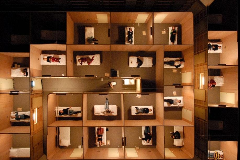 Dries Verhoeven komt weer naar Utrecht met spiegelinstallatie 'U bevindt zich hier'