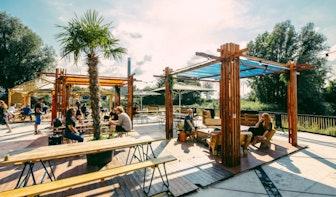 Utrecht krijgt met Werkspoorkade groot terras waar iedere week ander café de uitbater mag zijn
