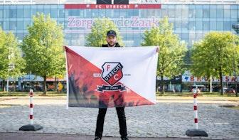Veel enthousiaste reacties op nieuw jubileumshirt gemaakt door supporter FC Utrecht