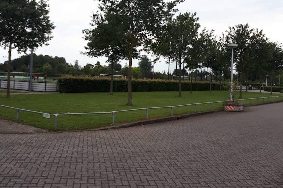 Tieners slaan jongen het ziekenhuis in bij sportpark de Paperclip in Leidsche Rijn