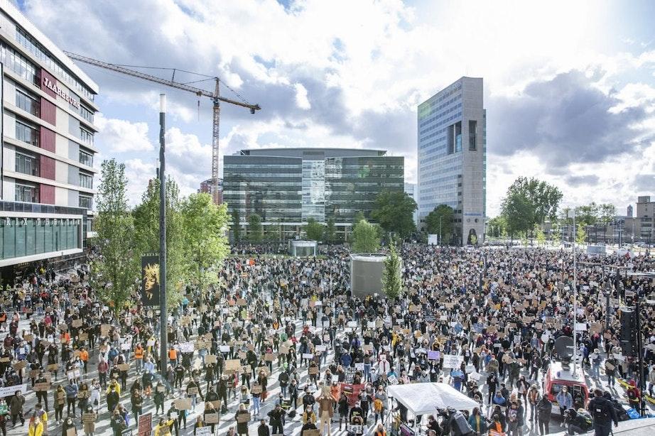 Gemeente Utrecht wil regels aanpassen zodat demonstraties eerder aangemeld worden