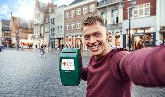 Rode Kruis collecte 2020, dit jaar digitaal