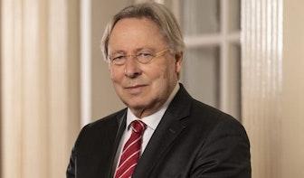 Peter den Oudsten waarnemend burgemeester Utrecht