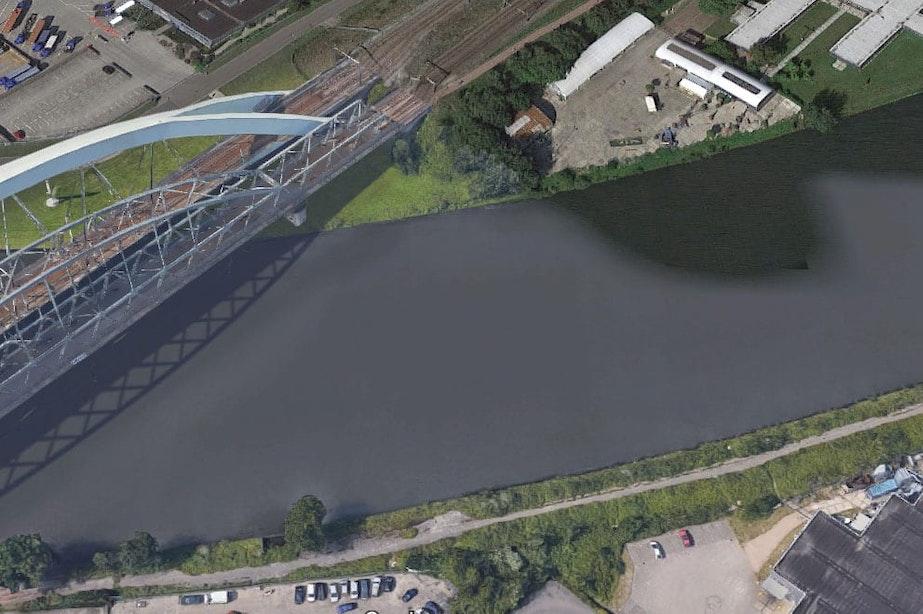 Utrecht heeft vanaf maandag een nieuw stadsstrand langs het Amsterdam-Rijnkanaal