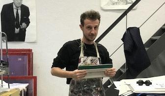 Utrechtse kunstenaars: Simon Uyterlinde, talent in de knop