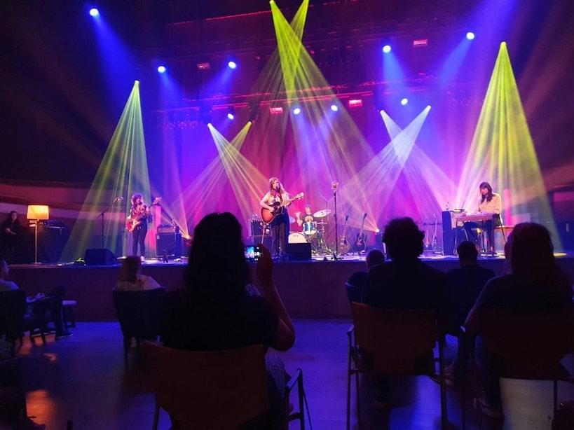 Tours voor dertig bezoekers door TivoliVredenburg zijn een succes