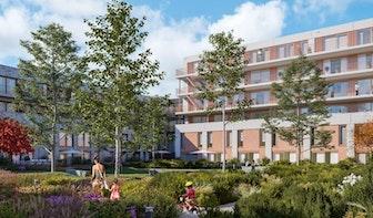 Eerste prijzen voor woningen Merwedekanaalzone bekend: tussen 371.000 en 1.400.000 euro