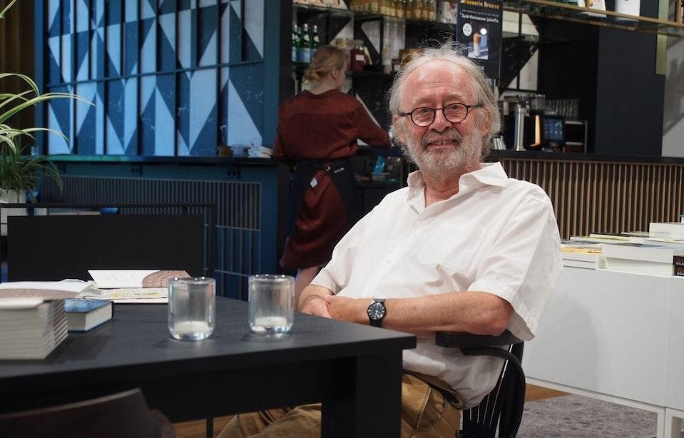 Podcast Oud-Utrecht: Niels Bokhove over Utrecht Boekenstad
