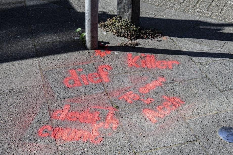 Straatnamen in Utrechtse wijk Lombok beklad