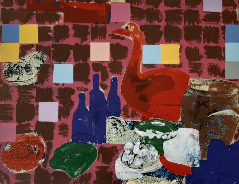 Galerie Kuub geeft Cees Dolk postuum eerbetoon