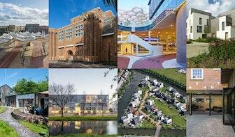 Dit zijn de acht genomineerde Utrechtse projecten die kans maken op de Rietveldprijs 2020