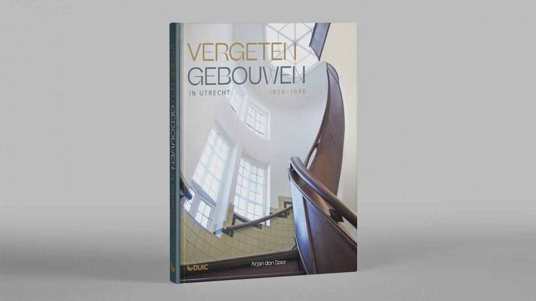 Tweede druk van boek Vergeten Gebouwen van Arjan den Boer nu overal te koop
