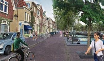Gemeente Utrecht wil meer groen en minder parkeerplaatsen op de Ooster- en Westerkade
