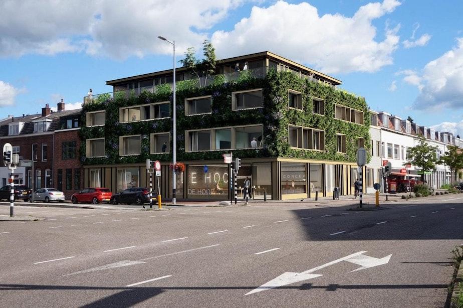 Ongeveer 20 nieuwe appartementen in voormalig pand Scheer & Foppen Vondellaan