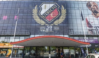 Geen toeschouwers bij FC Utrecht – sc Heerenveen: 'Gezondheid is nu het belangrijkst'