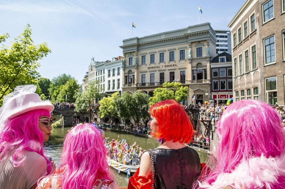 Eerste editie Utrecht Rainbow Festival vindt plaats in oktober: 'We kunnen wel wat kleur gebruiken'