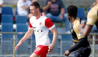 FC Utrecht verhuurt na Jonas Arweiler ook spits Nick Venema