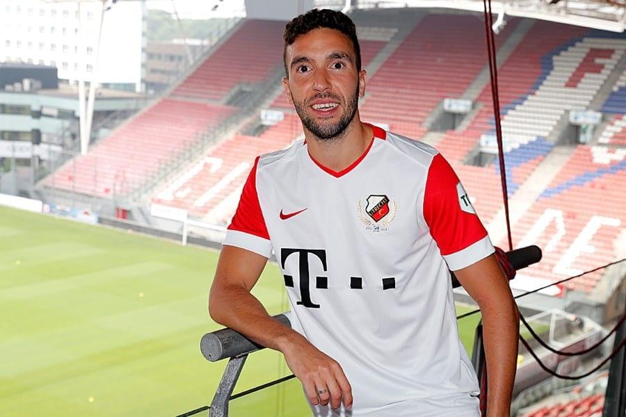FC Utrecht heeft aanvaller Mimoun Mahi eindelijk binnen