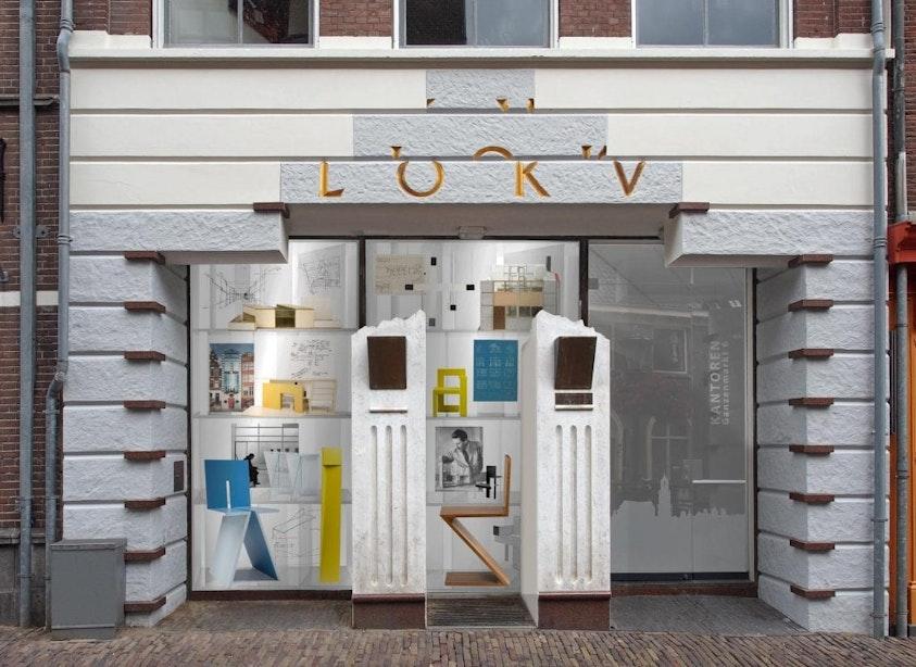 Oproep om van monumentale gevel Ganzenmarkt architectuur-etalage te maken