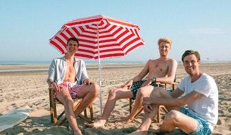 Deze Utrechtse broers maken zwembroeken van plastic flessen