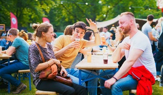 Eerste grote bierfestival in Utrecht tijdens corona: TAPT Festival in Julianapark gaat door