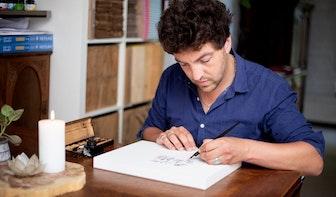 Utrechtse kunstenaars: Cartoonist Willem Bentvelzen, gewoon poppetjes tekenen