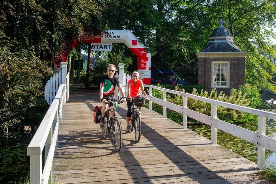 Ontdek de provincie op de fiets tijdens de Utrechtse Fietsvierdaagse
