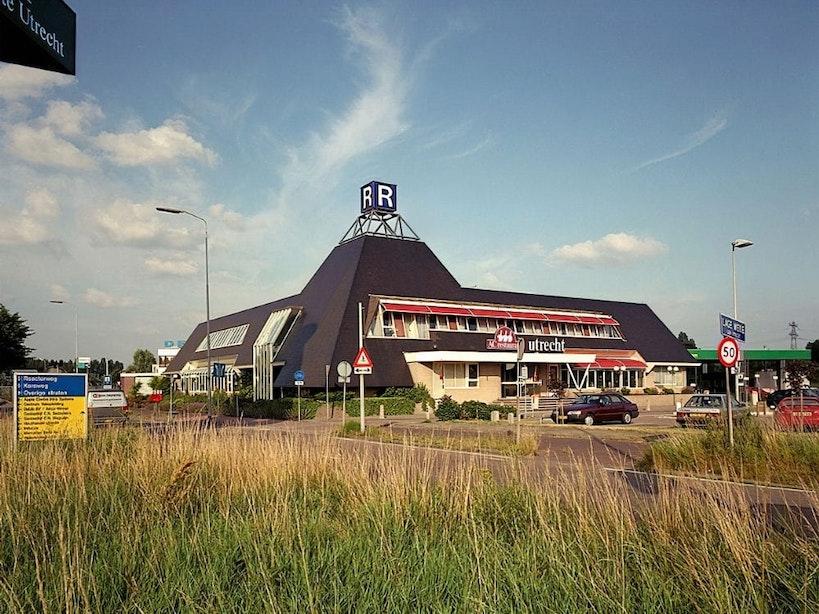 Nieuwe monumenten 1970-2000: AC Restaurant Lage Weide