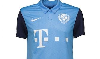 Dit is het nieuwe uit-tenue van FC Utrecht