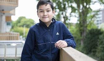 Handjehelpen regelde een maatje voor Aurelio om lekker mee te voetballen