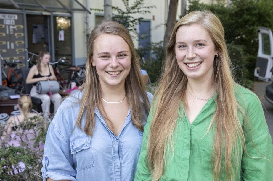 Utrechtse studenten verzamelen binnen korte tijd 175 slaapzakken voor vluchtelingen op Lesbos