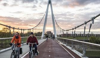 Twee 17-jarige Utrechters beroven pizzakoerier op Dafne Schippersbrug