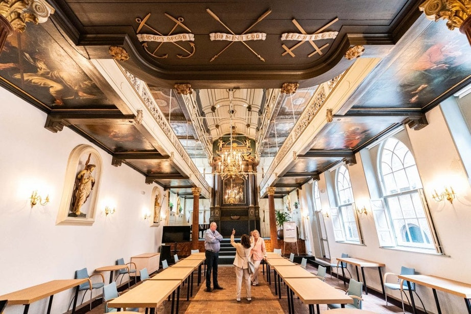 Foto's: Leren & Herwaarderen tijdens Open Monumentendag in Utrecht