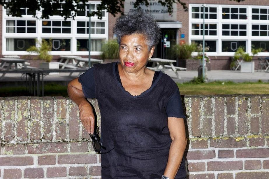 De Utrechtse 'dame uit Suriname' wordt zeventig