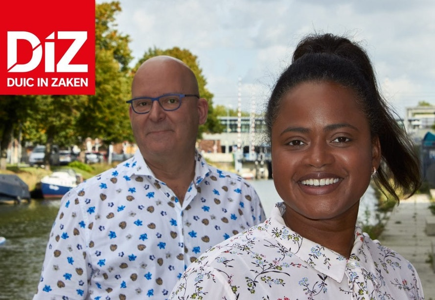 DUIC in Zaken in gesprek met Dainahara Polonia van Explore Utrecht
